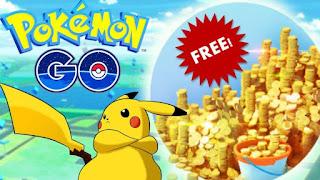 Tips Cara Mendapatkan Koin Gratis Pokemon Go