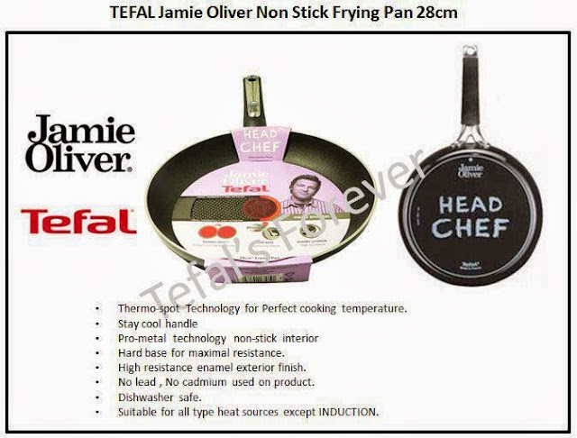 Tefal S Forever Malaysia Tefal Jamie Oliver Set And