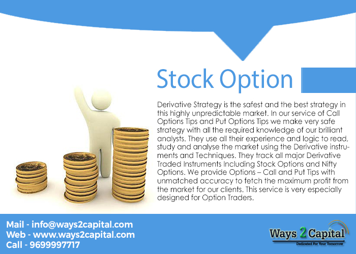 Stocks options tips