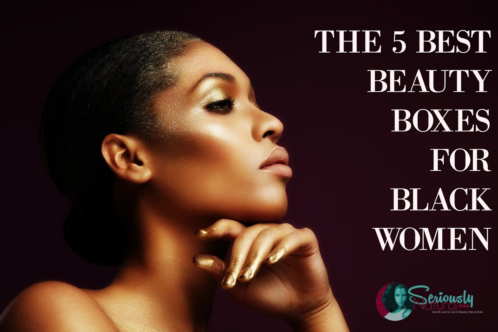 THE 5 BEST BEAUTY BOX SERVICES FOR BLACK WOMEN