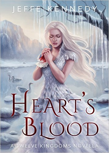 Heart's Blood (Twelve Kingdoms Novella)