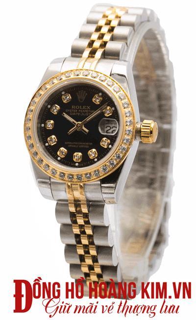 đồng hồ nữ dây thép đẹp