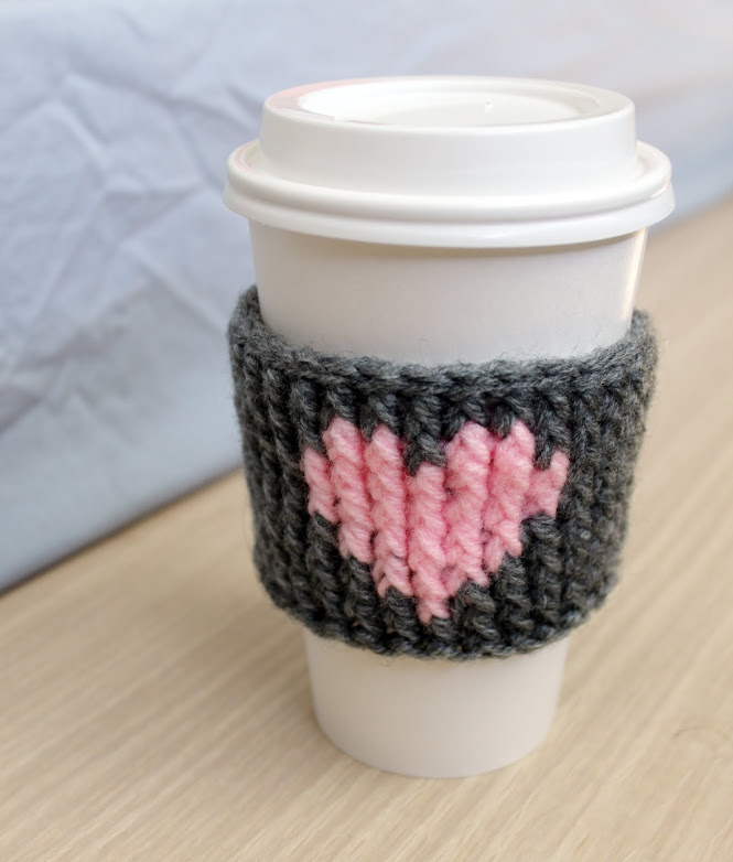 Heart Cozy Crochet Teacher Gifts
