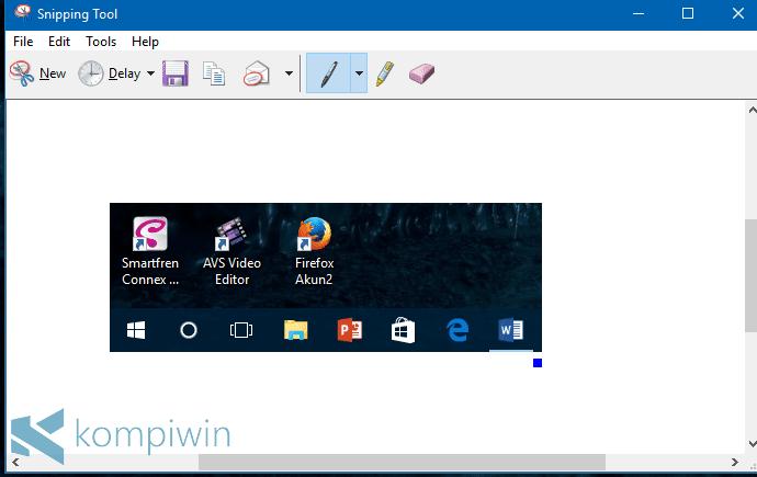 5 Cara Mudah Mengambil Screenshot di PC/Laptop 3