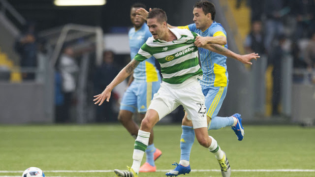 Astana vs Glasgow Celtic