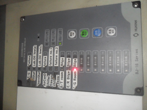 Panel Monitoring Alarm System Bilge worked well