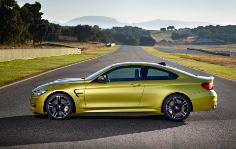 2015 BMW M4 Manual Review