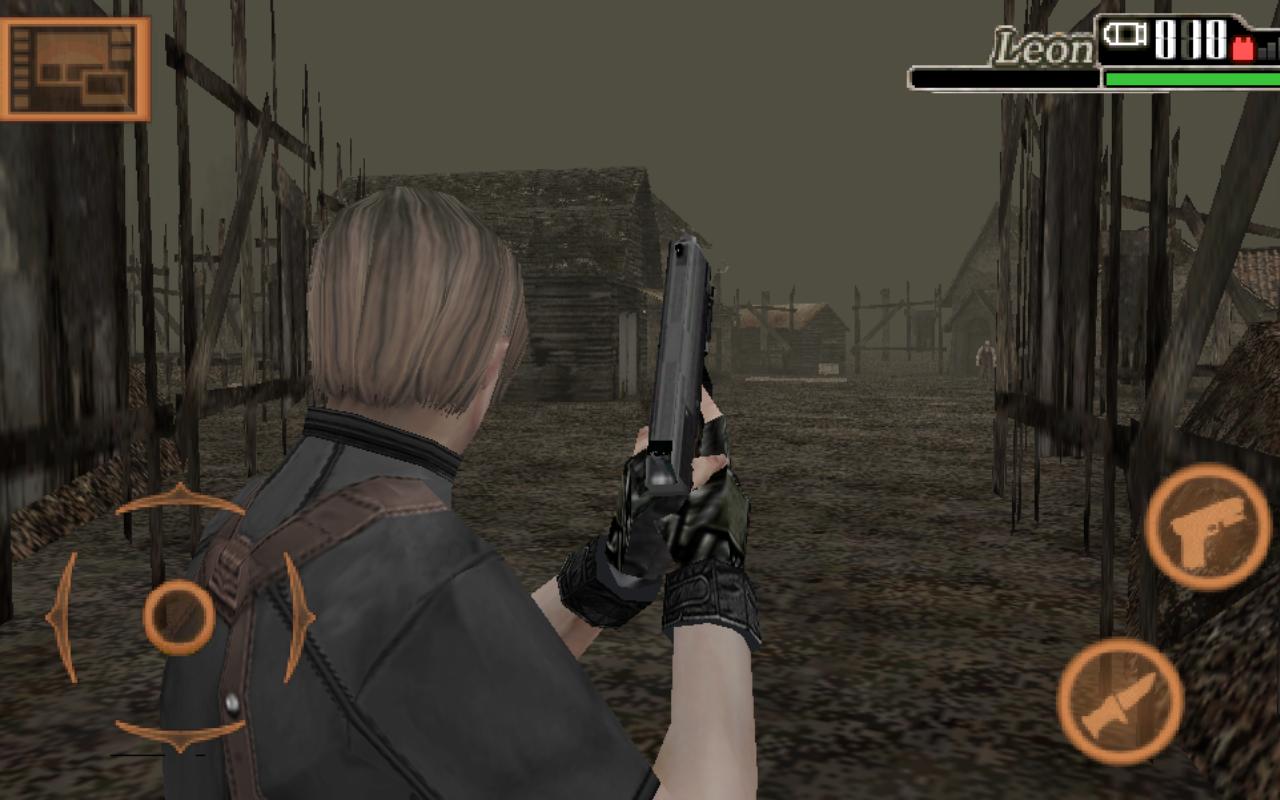 download Resident Evil 4 MOD APK Mobile terbaru