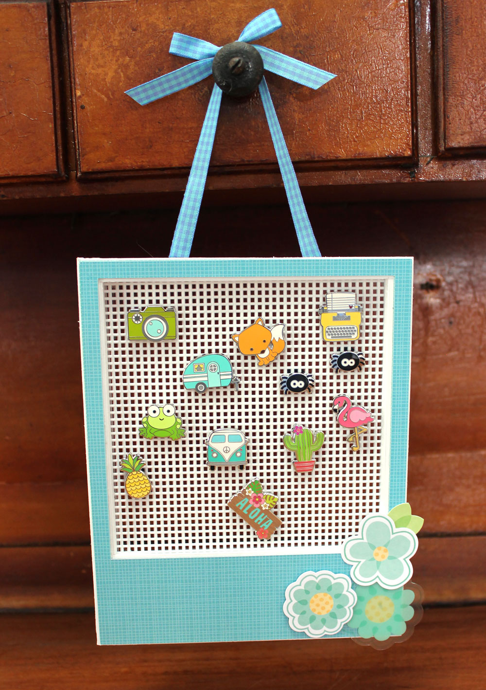Doodlebug Design Inc Blog Collectible Pin Challenge Frames With Kathy