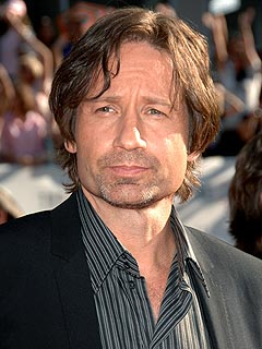 David Duchovny HairStyle (Men HairStyles) - Men Hair ... |David Duchovny Long Hair