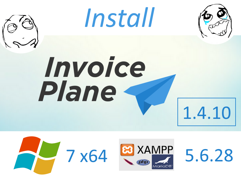 Codingtrabla Install InvoicePlane V On Windows Localhost - Invoice software windows 7