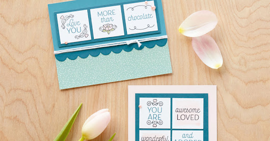 You Are More Cardmaking Kit