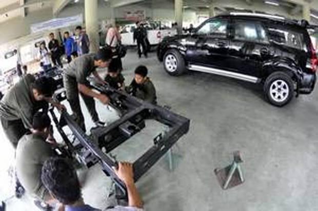 Pabrik Mobil Esemka Telan Investasi Rp2,1 Triliun