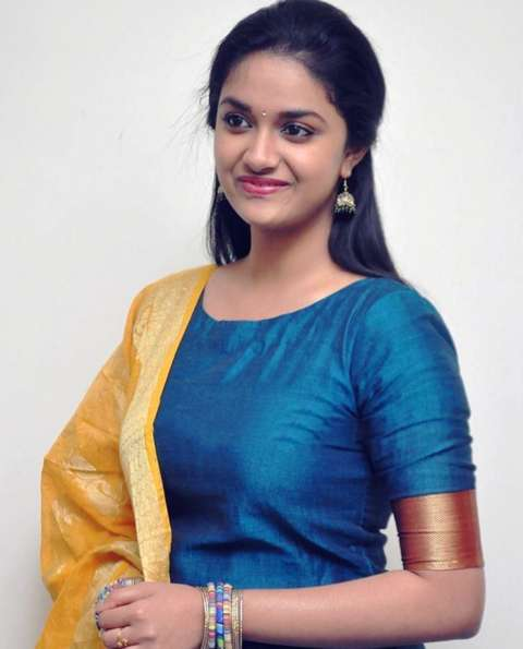 Download Keerthi Suresh HD Wallpapers
