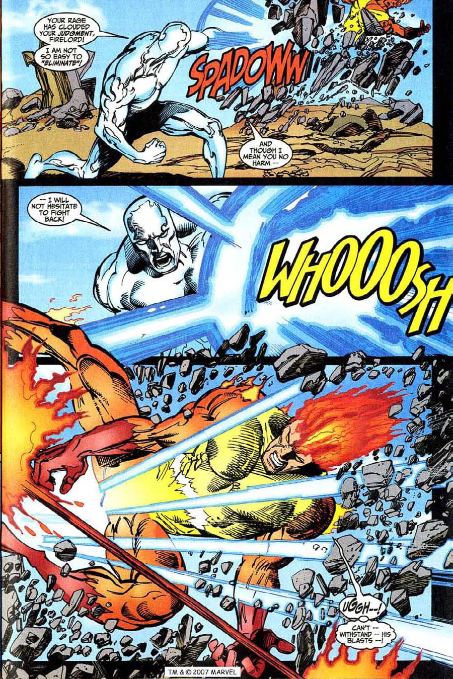 Read online Silver Surfer (1987) comic -  Issue #146 - 27