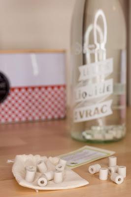 perles céramiques pour purifier eau du robinet les verts moutons