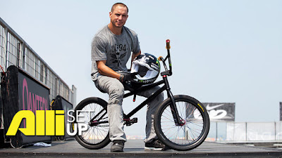 BMX Legend Dave Mirra