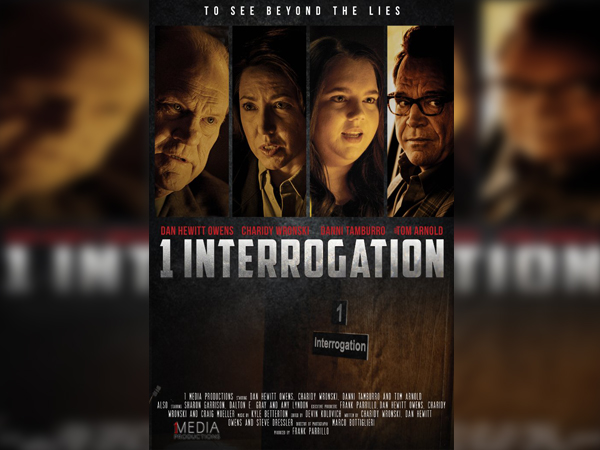 sinopsis, detail dan nonton trailer Film 1 Interrogation (2017)