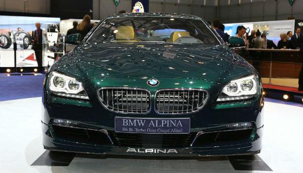 Alpina Cars
