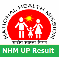 NHM UP Result 2017- Check ANM Staff Nurse Merit List, Cut Off Marks