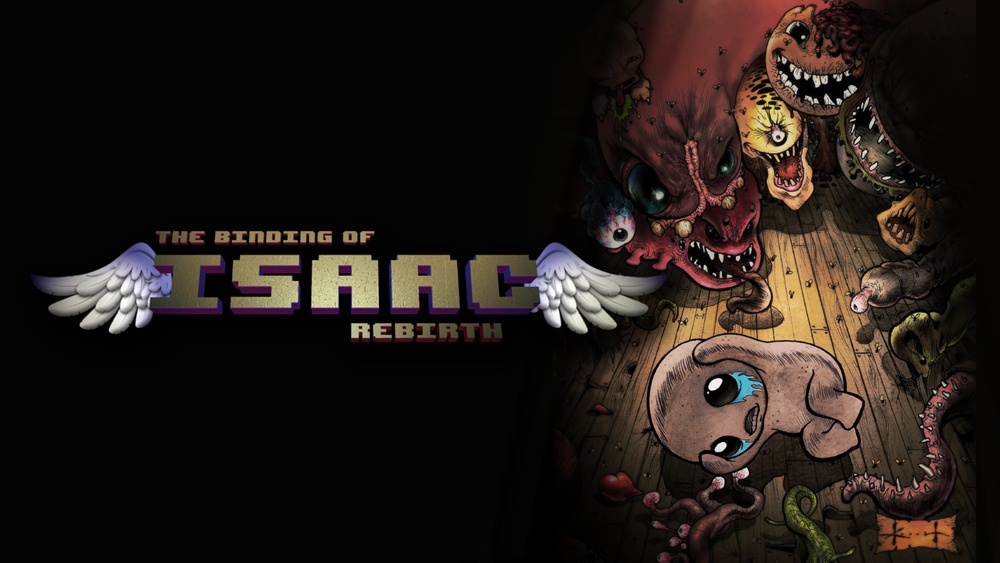 The Binding of Isaac Rebirth Download Poster