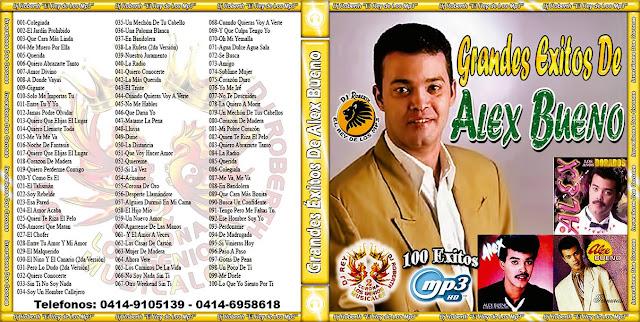 Alex bueno grandes exitos djroberth el rey de los mp3 for Alex bueno salsa jardin prohibido