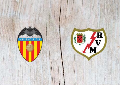 Valencia vs Rayo Vallecano - Highlights 24 November 2018