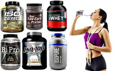 Algunos suplementos que te ayudan a ganar masa muscular mientras quemas grasa