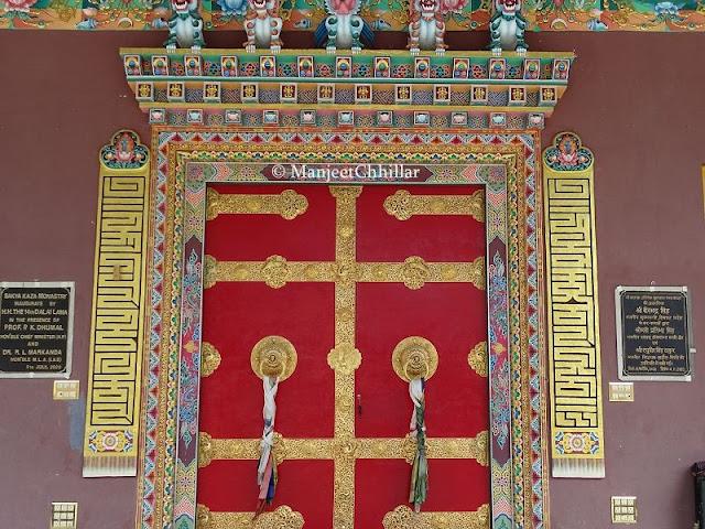 Sakya Tangyud Monastery, Kaza, Himachal