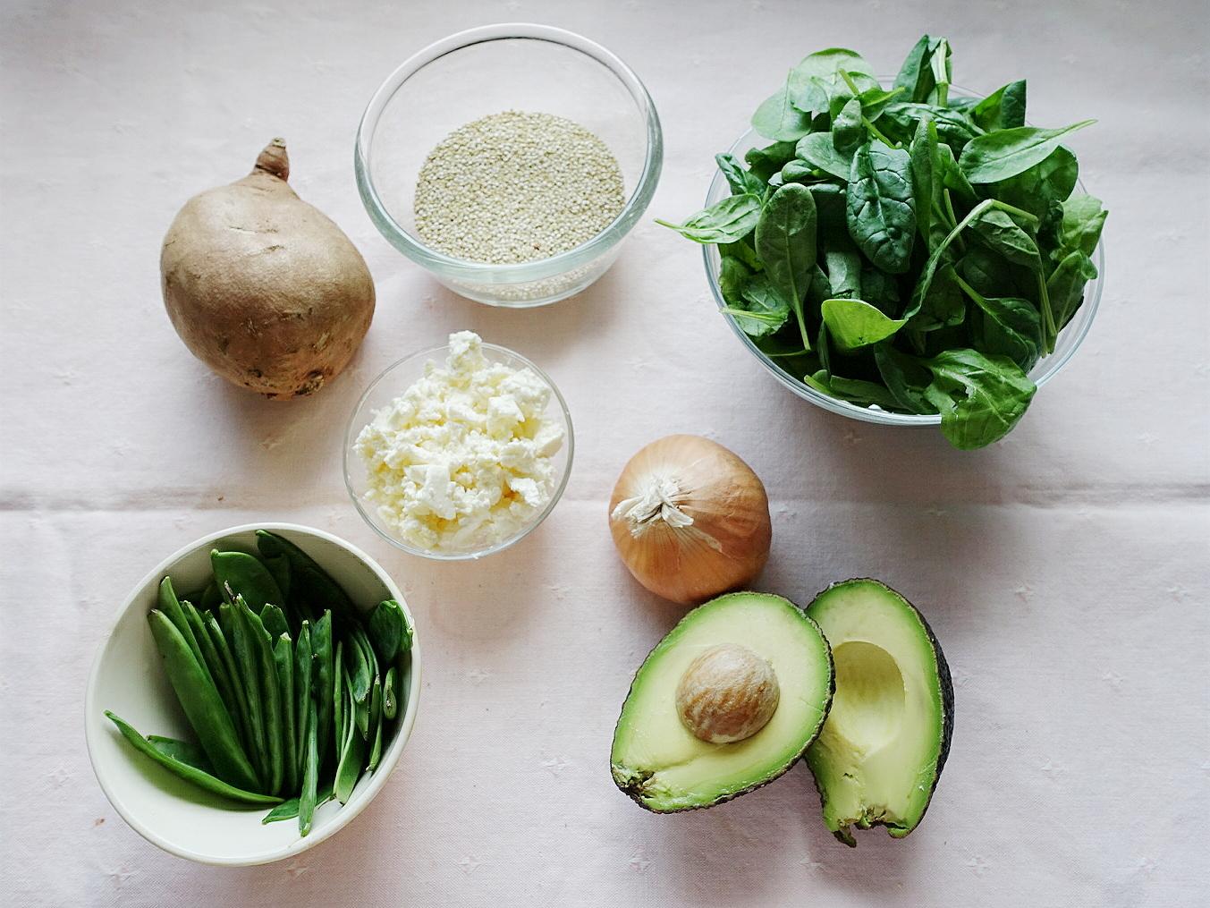 Quinoa als sommerliches One Pot Gericht, einfach und lecker | #inunter20 | judetta.de