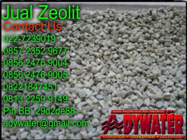 Penjual Zeolit di Cirebon