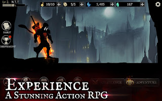 Shadow of Death Dark Knight Mod Apk v1.14.2.5 (Mod Money And Gems)
