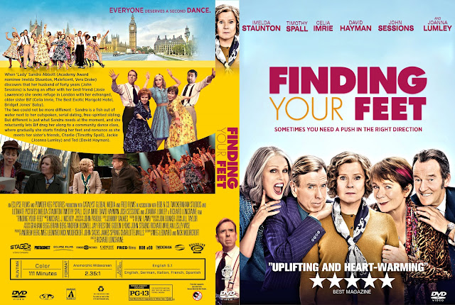 Finding Your Feet DVD Cover