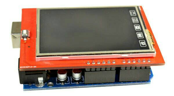 Jilid 1 : LCD TFT Module 2,4
