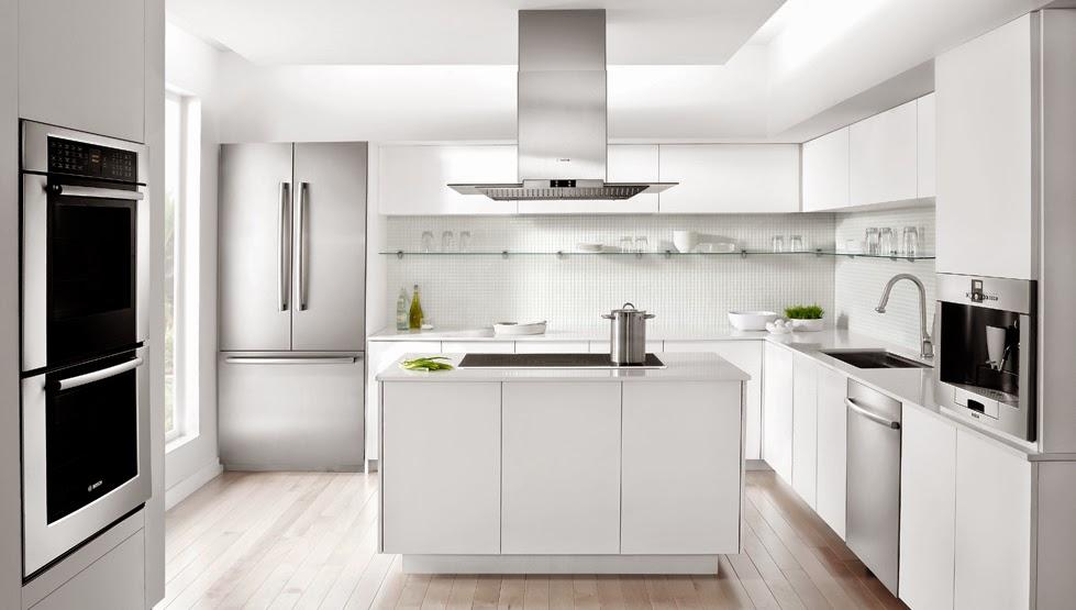 modele de cuisine moderne id es d co moderne. Black Bedroom Furniture Sets. Home Design Ideas