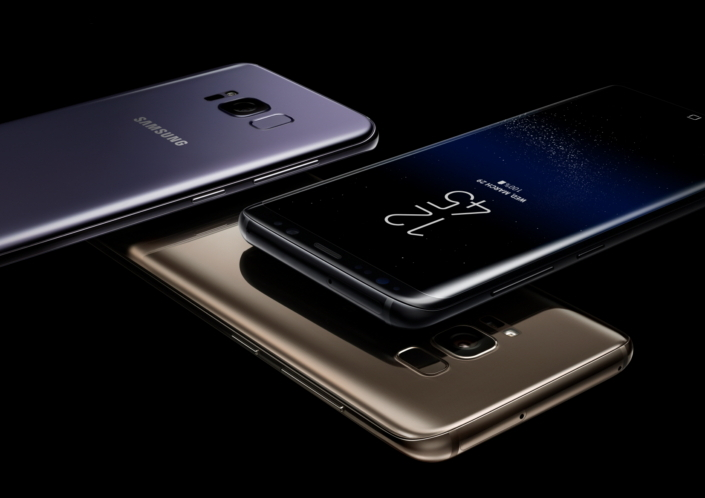 Samsung S8, S8+ with Bixby assistant and DeX launched