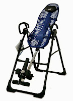 Teeter Hang Ups EP-950 Inversion Therapy Table, improves posture and reduces back pain, improves overall flexibility, relieves muscle aches