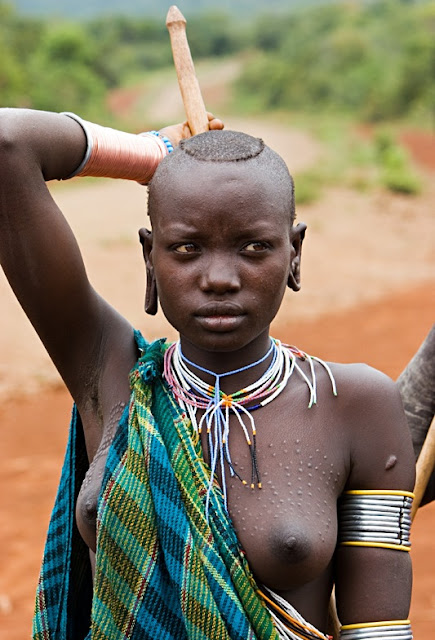 African Ethnic Tribes 95