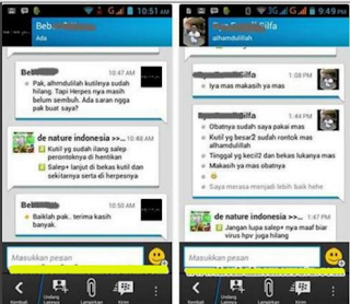 Real Testimoni Denature Indonesia