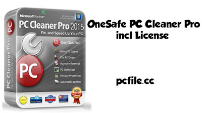 OneSafe PC Cleaner Pro 7.2.0.5 incl License Free Download