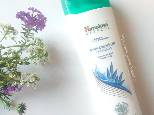Himalaya Herbals Anti Dandruff Shampoo Review