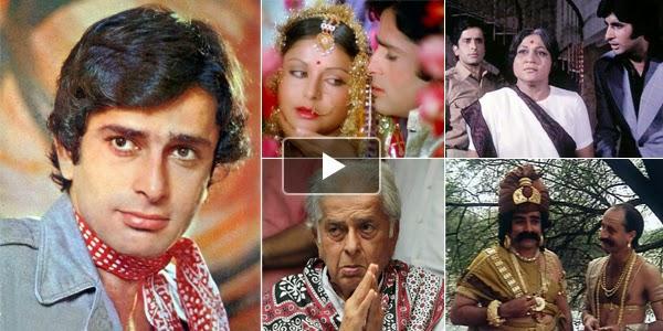 Listen to Shashi Kapoor Songs on Raaga.com