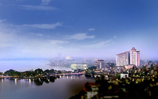 Sofitel Plaza Hotel in Hanoi Photos