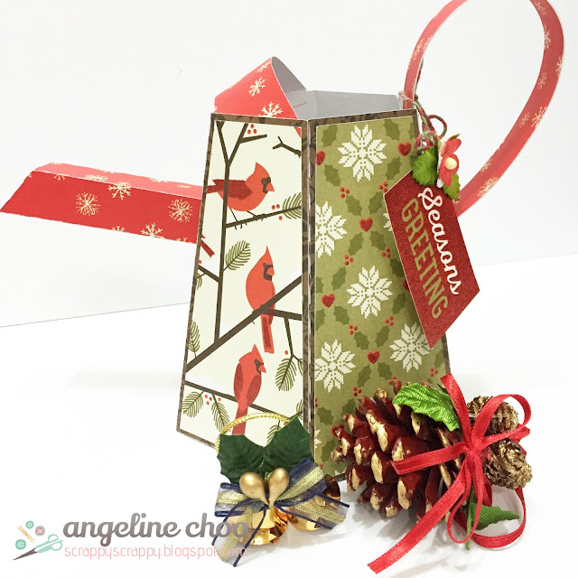 ScrappyScrappy: SVG Attic - DCWV : The Magic of Christmas blog hop #scrappyscrappy #svgattic #dcwv #christmas #papercraft #svg #cutfile #holiday #festive #glitter