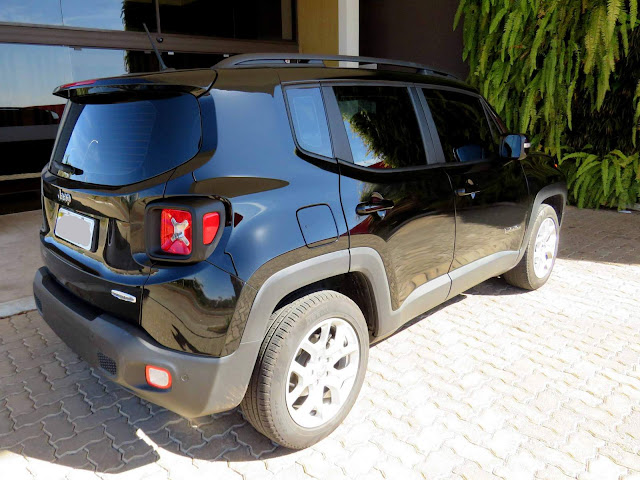Jeep Renegade Flex 2017