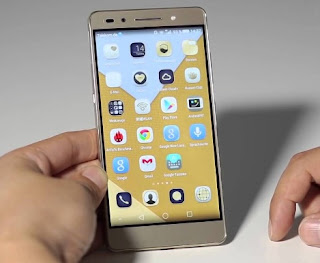 Android Kamera Depan Ada LED Flash Huawei Honor 7