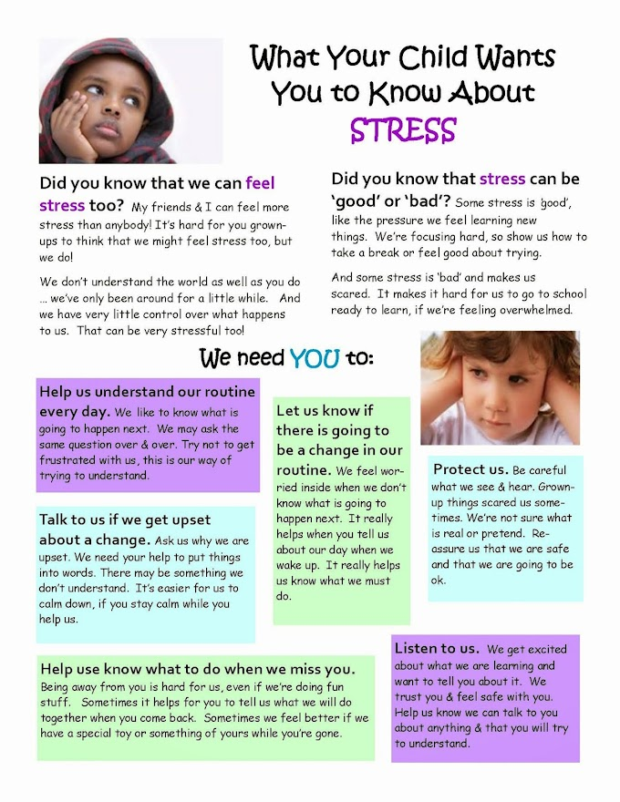 Children and Stress