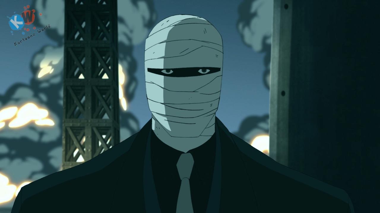 KartoonZ World: Batman: The Dark Knight Returns Part 1 and ...