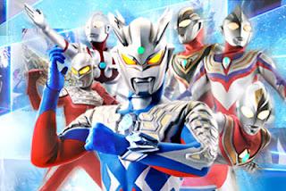 Ultraman Saga The Movie - Siêu Nhân Ultraman Saga The Movie VietSub