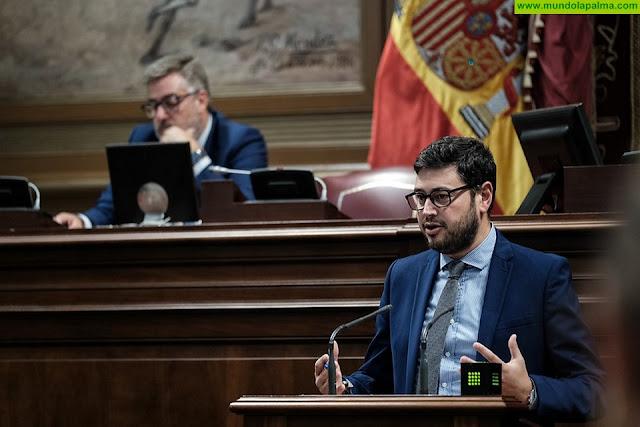 Qadri pide al Gobierno de Canarias que intensifique sus esfuerzos con el sector agrícola